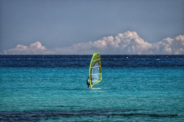 windsurf Sea