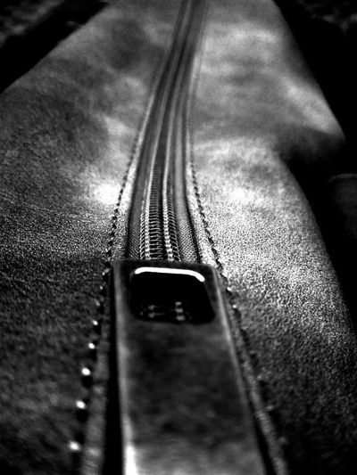 Zip it Close-up Indoors  Water No People Day Abstract Zipper Black & White Bag Layers And Textures