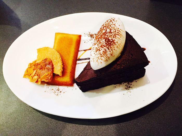 Desert Cake Delicious おいしかったー♡♡