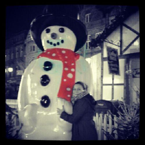 Giantfrosty Christmasfun Nottinghammarket