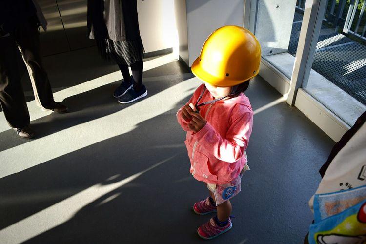 Exploring Style Tochigi.japan Helmet Yunishigawa Dam Kids Adventure Kids Adventure Experience