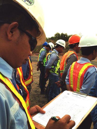Safety Talk , Safety Briefing