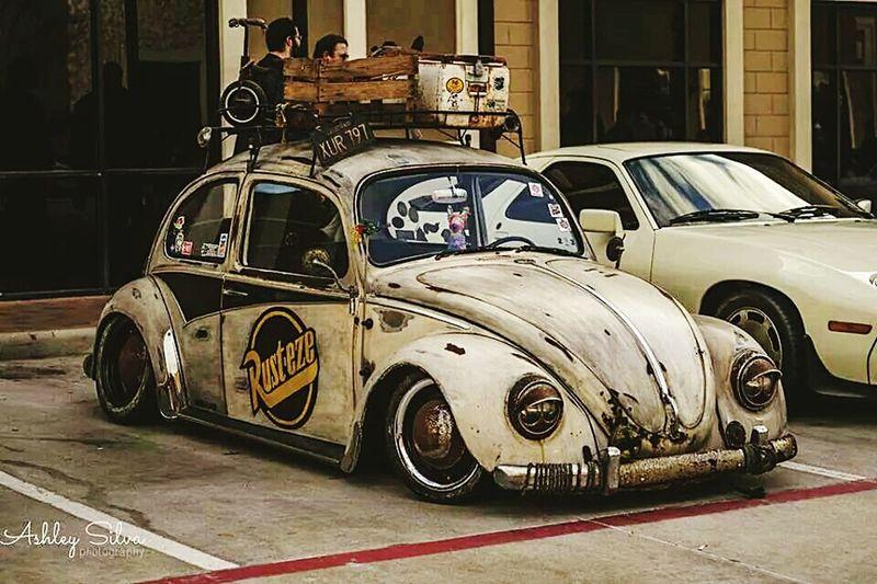 Ratlook VW Beetle Lowlife OldSkool