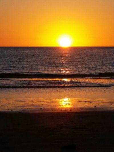 Love my life.... Another amazing Florida sunset!!!!! Florida Sunset Nature Enjoying Life Outdoors Beach Beachlife