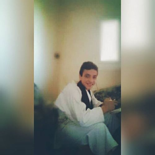 before Trining Player Of Karate