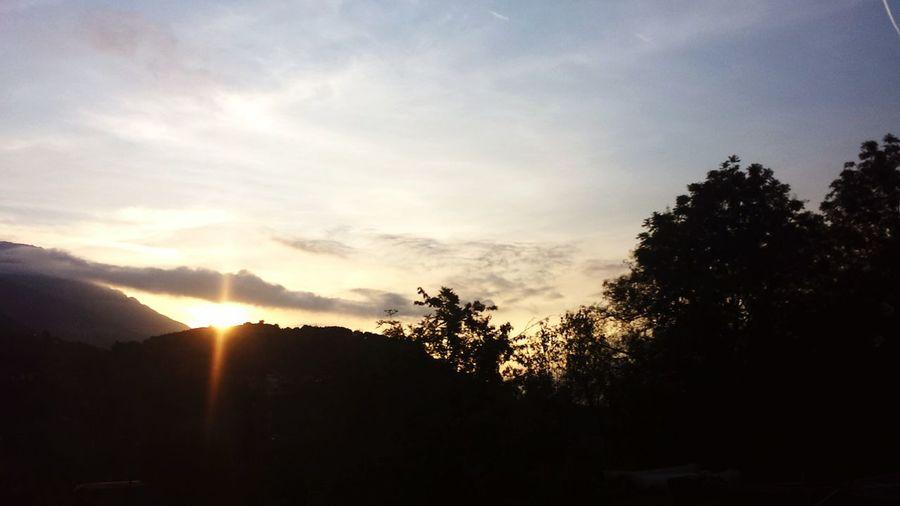 Sun Morning Godmorning Cielo Soleil Sole Sol Mañana Matin Taking Photos