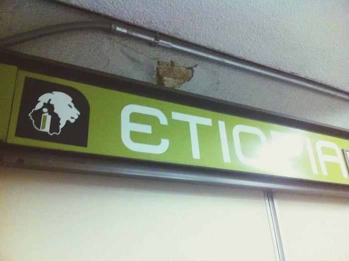 Wyman Etiopía Mexican subway station. Each station logo or symbol was made by a great designer named Lance Wyman/ Etiopía estación del metro de México . La simbología del metro fue creada por un gran diseñador llamado Lance Wyman. Design Subway Mexico