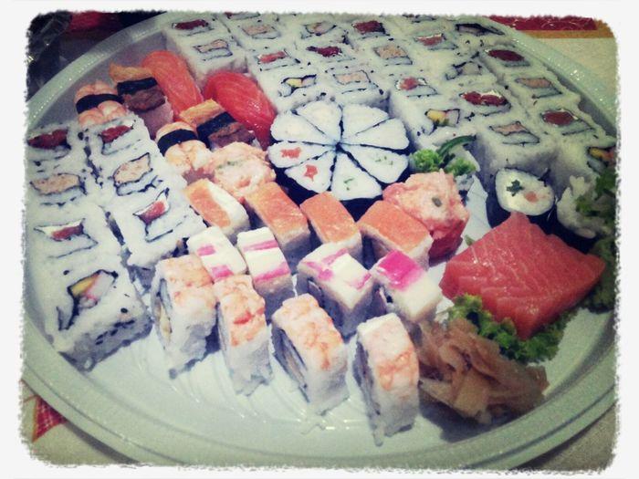 Sushi do Edson Boavista Sushi