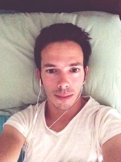 Happy sunday That's Me Selfie Music Sleep