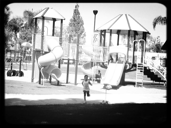 At The Park Outdoors❤