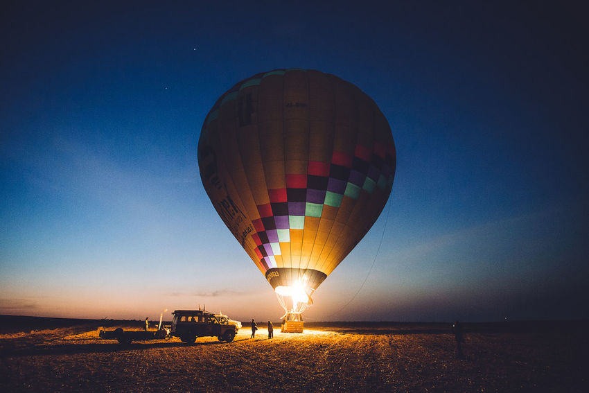 Atmospheric Mood Eyem Best Shots Flying Flying Ballons Hot Air Balloon Multi Colored