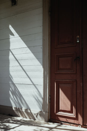 Travel Architecture Building Exterior Built Structure Close-up Day Door Doorway House No People Open Door Outdoors Sunlight Travel Destinations Wood - Material