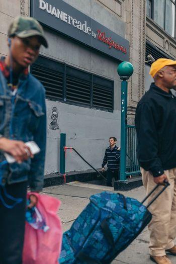 The Street Photographer - 2017 EyeEm Awards