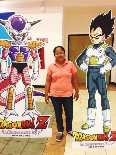 Tuxtla Gutiérrez Dragon Ball Z MOVIE Anime I Love A Movie