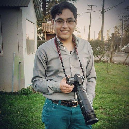 Con mi amiga fiel =) Canonchile 60d Smile Instaphoto Telefoto Sesion PLX Pixel Likeforlike Like4like Tagsforlike