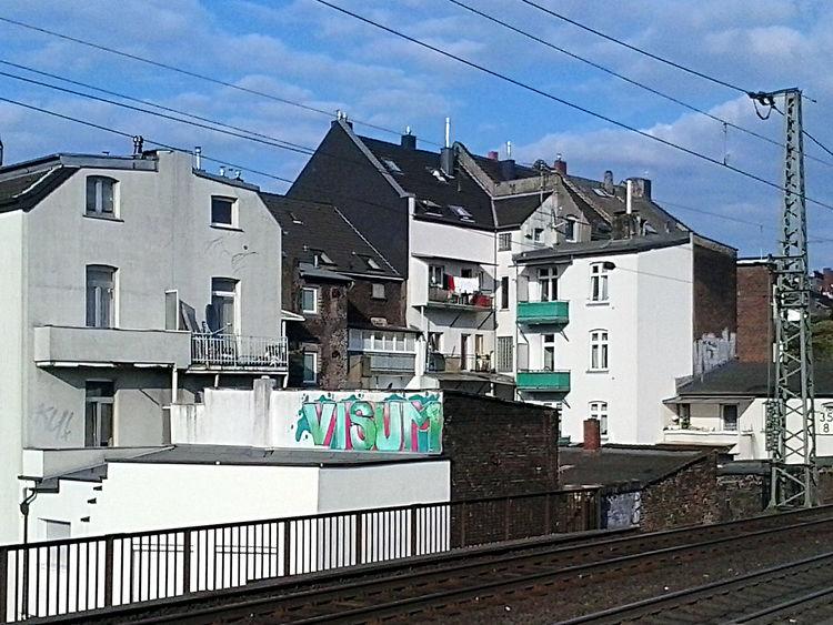 Architecture Asyl Built Structure Häuser Sprüche Streetart