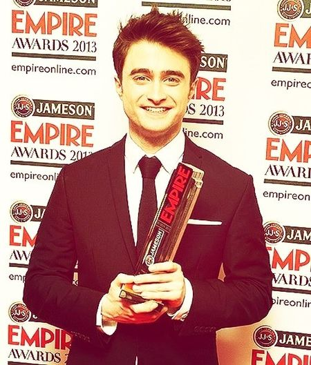 British Hot Harry Potter Daniel Radcliffe