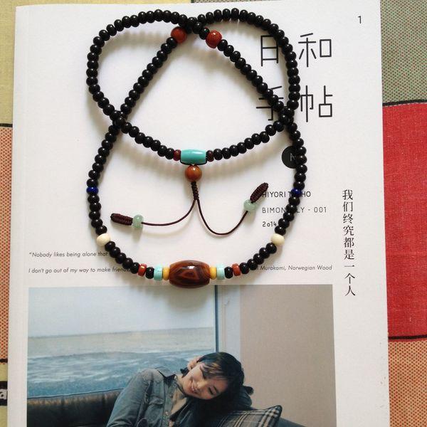 印章 Qinhuangdao 秦皇岛 文玩,玉,印章。 项链 Handmade creative