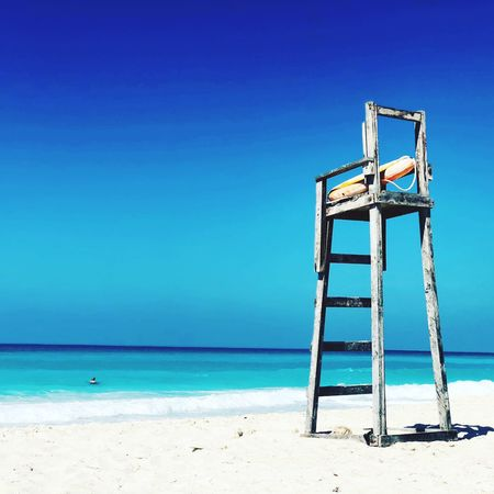Land Sky Beach Sea Water Horizon Over Water Nature Clear Sky Blue Tranquility Horizon Beauty In Nature Day Sand Tranquil Scene Outdoors Scenics - Nature
