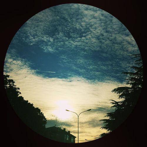Rimini Sunset Tramonto Igaddict Iggers Loveit Evening Photography Senzafiltro Sky Cielo Landscape