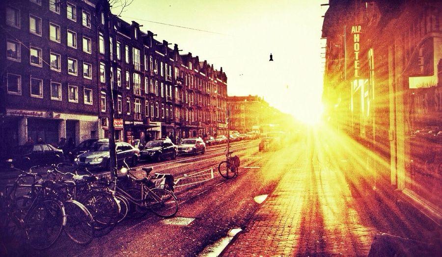 Sunshine Amsterdam have a nice day