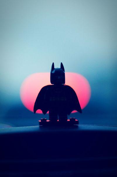 Bokeh Photography Legophotography Minifigures Superhero Bad Man Badman Bokeh Bokeh Love LEGO On The Road 50mm