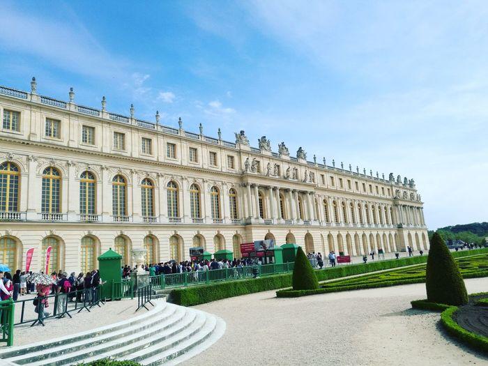 Palais de Versailles PalaisDeVersailles France Paris ❤