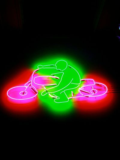 Bike Wall Light And Shadow colors #color #colorful Color Art Art ArtWork