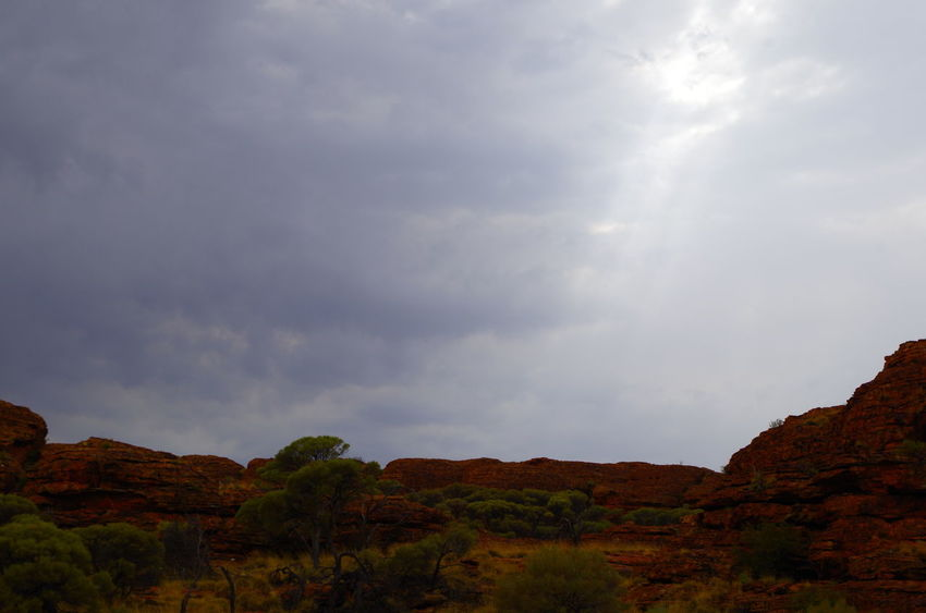 Kings Canyon Beauty In Nature Cloud - Sky Day Landscape Nature No People Outdoors Rock - Object Rock Formation Scenics Sky Tranquil Scene Tranquility Travel Destinations