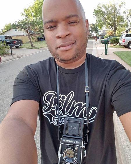 Selfie Filmleague Filmsnotdead Mamiya C330 Okfilmphoto