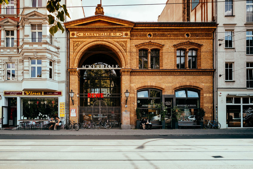 A Sunday in Mitte district Architecture Architecture_collection Berlin Love Berlin Mitte City Daytime Sunday The Architect - 2018 EyeEm Awards The Street Photographer - 2018 EyeEm Awards Urban Geometry Architecture Berliner Ansichten Brick Brick Building Building Building Exterior Built Structure Day Daylight Nature No Cars  Outdoors Street Streetphotography Urban