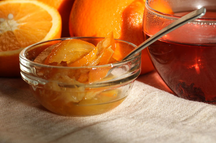 Citrus Fruit Close-up Drinking Glass Food Food And Drink Freshness Fruit Healthy Eating Indoors  Marmalade No People Orange - Fruit Orange Color