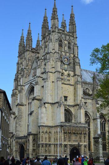 Canterbury England ✝