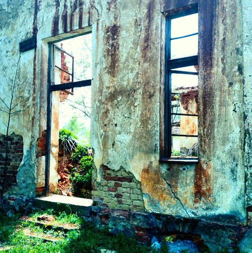 AndjelaMancic First Eyeem Photo Vintage House Ruins Old Buildings
