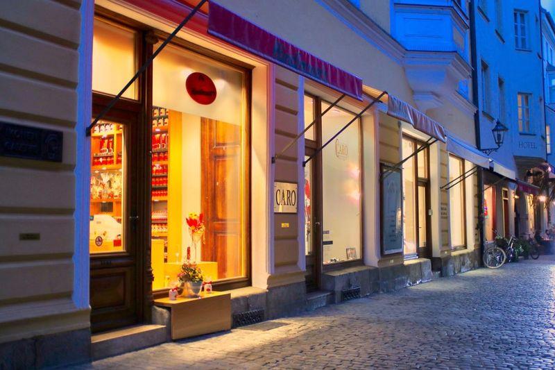 Architecture Building Exterior Built Structure Store No People City Building