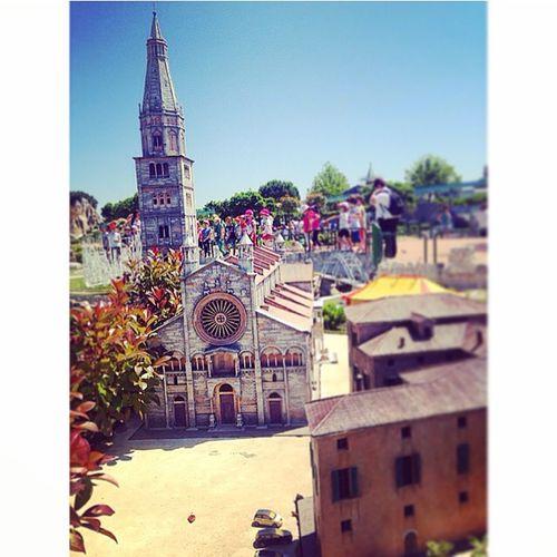 Italiainminiatura Italy Modena Chatedral Smallcitylife Amazing