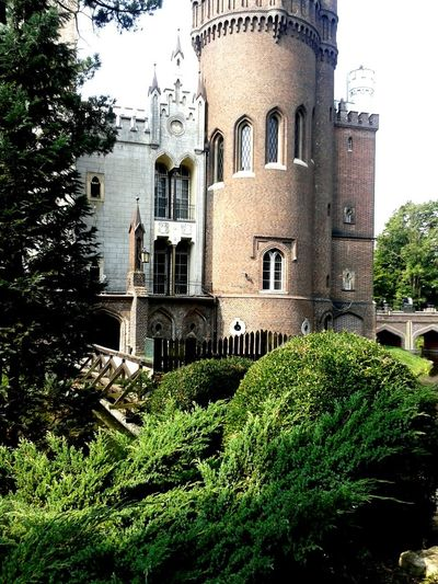 Castle in the town kurnik .l invite you to visit