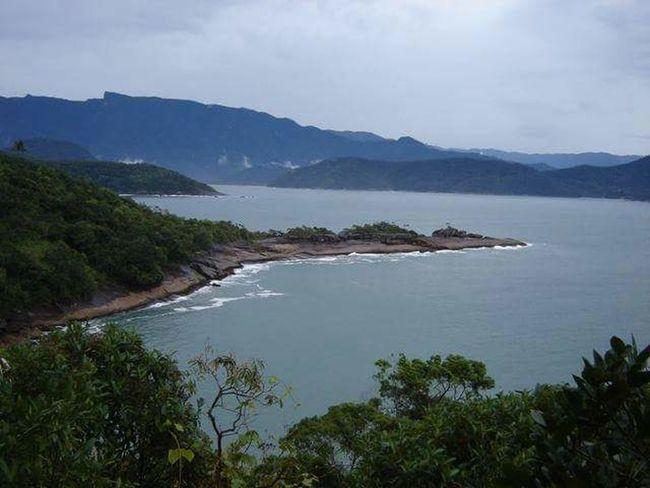 Praia da Fortaleza - Ubatuba - SP