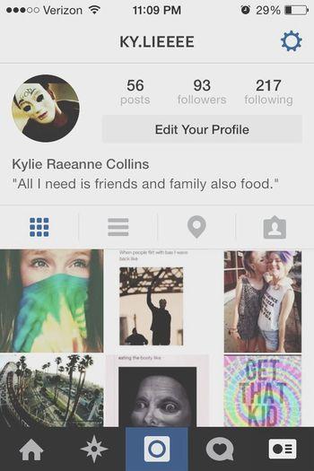 Follow me. Instagram Love Makeitgreen