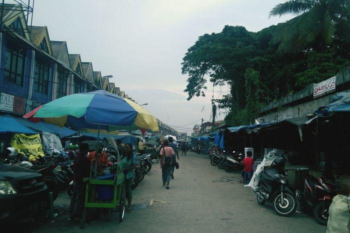 Anyar traditional market