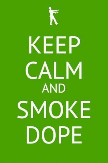 Smoke The Dope