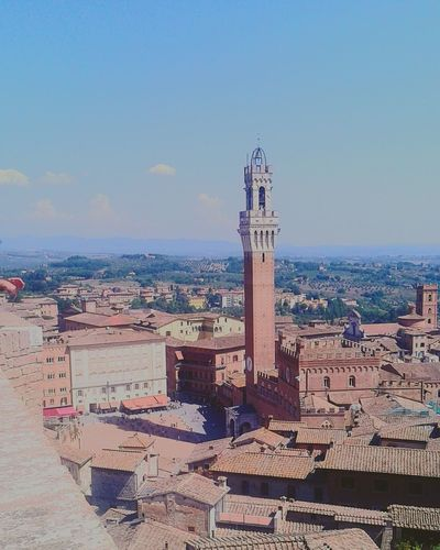 Siena..❤ Italy🇮🇹 Hanging Out Landscape_photography Cityscapes Piazza Del Campo