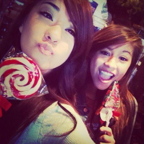 I miss my little sister.