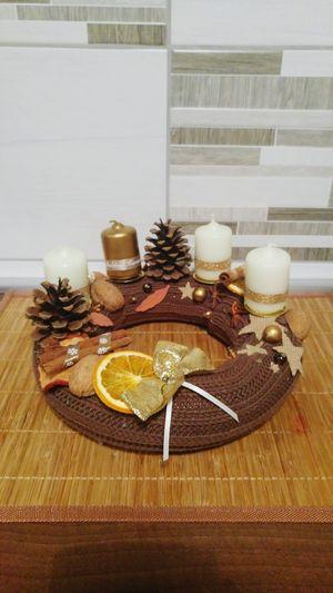 Cristmas Cristmas Time♥ Cristmas Tradition Cristmasdecor Cristmasdecoration Feelings Cristmas Wreath