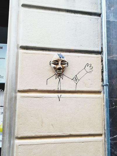 Street cartoon