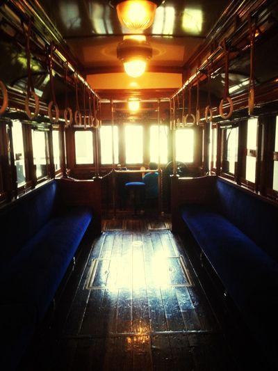 Museum Japan Retro Train