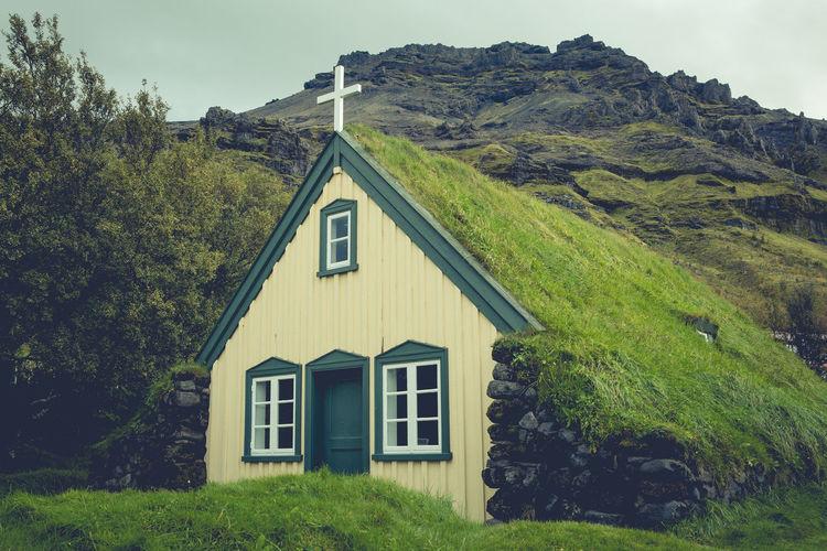 Church in Hof -