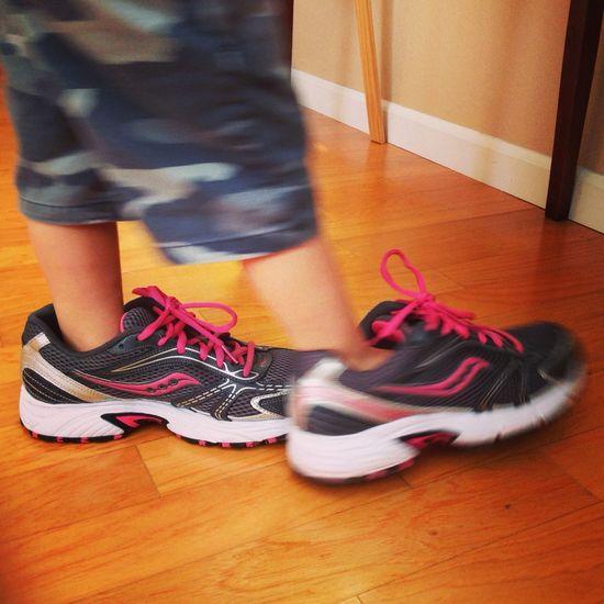 Human Leg Shoe