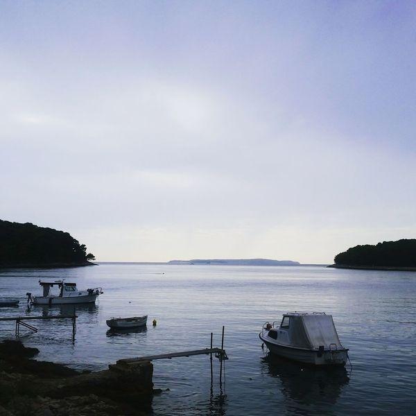 Nature Taking Photos Holiday Croatia Seaside Sea And Sky Mali Lošinj Landscape Natur