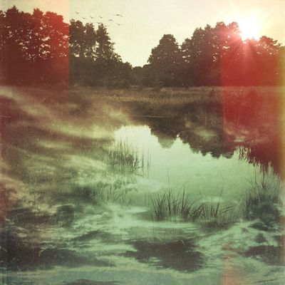 SUMPF Water Reflections Double Exposure Conceptual Nature